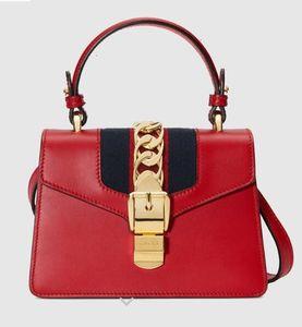 feixiang5255 Y5WY 470270 Sylvie leather mini handbag Top Handles Boston Totes Shoulder Crossbody Bags Belt Bags Backpacks Luggage Lifestyle
