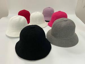 Kanguru Erkekler tasarımcı havlu kumaş balıkçı şapka pota kapağı kaliteli