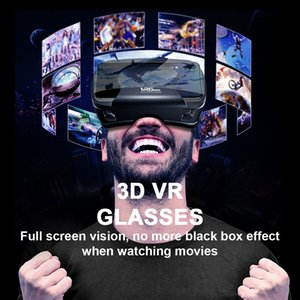 5 ~ 7inch VRG Pro 3D VR Brille Virtual Reality Full Screen Visuelle Weitwinkel- VR Brille Box für 5 bis 7-Zoll-Smartphone Brillen