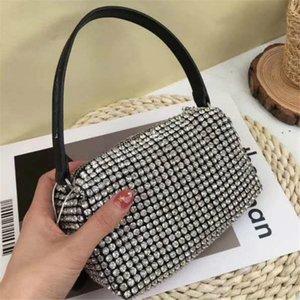 Lujo diseñador de los bolsos monederos de las mujeres 2020 nuevo y versátil Ins de la cadena bolsas del solo hombro del mensajero con original Boxwith bufanda # 423