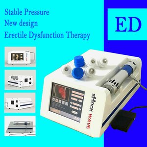 2020 Shock Wave Therapy Machine Acoustic Wave Shockwave Equipment Pain Relief Arthritis Extracorporeal Pulse Activation Ed Treatment Machine