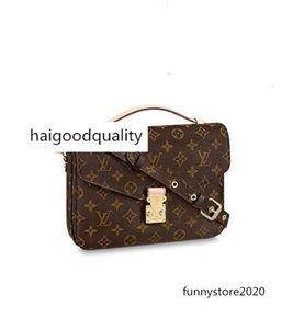 M40780 Pochette Métis Women Handbags Iconic Top Handles Shoulder Bags Totes Cross Body Bag Clutches Evening