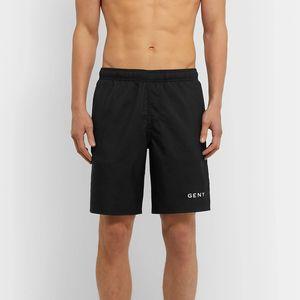 20ss High End lettera stampata Shorts Costume Summer Vacation Beach consiglio Shorts elastico in vita Nuoto coulisse Pantalone corto HFYMKZ247