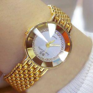 Women Watch 2020 New Fashion Quartz Ladies Wrist Watches Gold Watch For Women Diamond Wristwatch Crystal Clock 2020