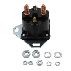 Glow Plug Relay Solenoid For Diesel 6.9 7.3 Turbo E F Series OEM SI-AT40001 0445-058 0445-036 ABS copper 8.4X6.6X6.7cm 67