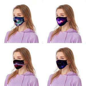 Fasion Impresso 2020 Fa máscara máscaras Dener Impresso Fa Donald Impresso Presidente Fasion Cotton Máscara 4 Estilos reutilizável Mask-P # 429 # 559