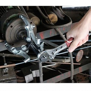 3 Jaws rolamento da engrenagem Puller Auto engrenagem Puller Triângulo pequeno D08F qN7I #