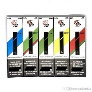 Eon St! K Dispositivo desechable con batería de 280mAh 1.3ml cartucho vacío vape vape stik desechable pluma vs vapor vgod stig pos