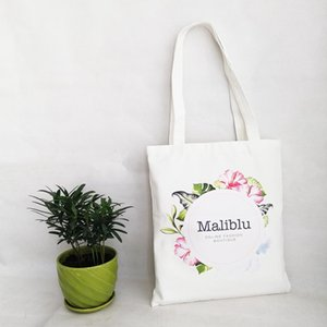Muslin Cotton Gift Bags Canvas Tote Bag on Shoulders Presents Wrapping Promotion Ads Students Duty Bag Church Event Party Favors