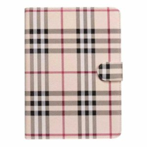 Fashion Classic Monogram Case with Stand and Folio for Ipad Air for Ipad Mini Cover Premium Leather Cash Pockes Shell with iPad Case
