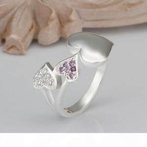 U 10 Pieces Mixed Style Women &#039 ;S Gemstone Sterling Silver Ring ,High Grade Burst Models Fashion 925 Silver Ring Gtr54 Online For