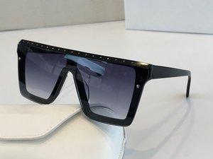 3201 Популярные солнцезащитные очки Мода Cat Eye Рамка солнцезащитные очки с бриллиантами и заклепками Design очки Приходите с футляром