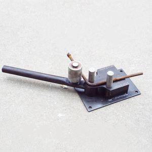 envío libre nuevo manual reforzado con barras de acero doblado herramientas Rebar herramientas de construcción de la máquina de flexión de peso ligero, así que muchos forma flexión