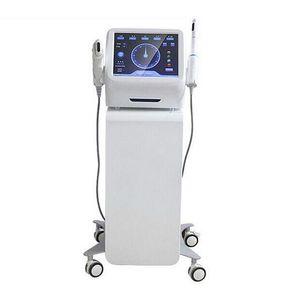 3 1 HIFU Face Lift Yüksek Yoğunluk 7 kartuşları ile HIFU Vücut Zayıflama Zayıflama Makinesi Sıkma Ultrason HIFU Vajinal Odaklı