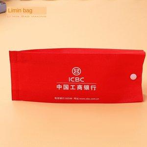 Bank withdrawal bag flat-mouth embossed Bank withdrawal side bottom type without side bottom type etc.