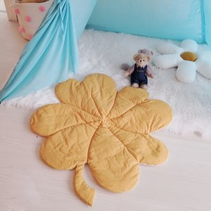 Cute Baby Jogo Blanket Mats infantil cobertor Photo Props fundo pano crianças Bed Room Decor Tapete Pad Acessórios Foto