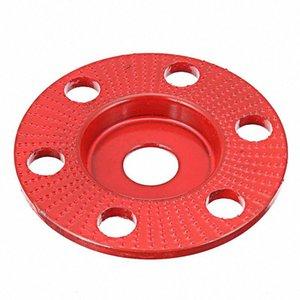 110 millimetri di legno mola Rotary disco abrasivo di scultura di legno utensile abrasivo disco con foro 22 millimetri foro di levigatura Grinder Wheel YvSv #