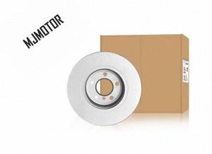 (2 adet / lot) Ön / Arka Çin CHERY Arrizo5 Oto otomobil motoru parçaları için fren diskleri M11-3501075 / J60-3502075 Tt0e #
