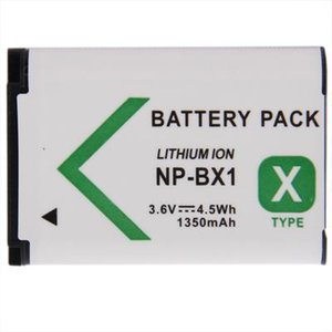 3.6V, 1350mAh NP-BX1 Battery for Sony Digital Camera