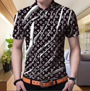 Men's short sleeve shirt summer casual thin five minute shirt Korean version of the trend of slimming shirt coat