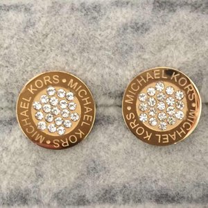 Not Faded Luxurious Jewelry Classic Design Women Mens Earrings Hip Hop Diamond Stud Earings Iced Out Bling Rock Punk Round Wedding Gift