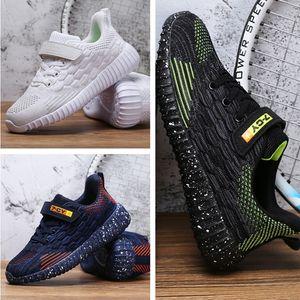 children's boys' fashion trendy leisure sports shoes Children's sneakers sports girls' mesh street dance parkour shoes Jinjiang