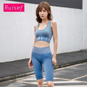 Новые спортивные случайные женские Breech JUMP кальсон ударопрочного комбинезон хип грузоподъемных брюки бегущих быстросохнущие одежды йога фитнес костюм
