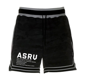 новые мужские спортивные шорты ASRV Корейский свободный прямой многофункциональный бег тренировка фитнес быстро сухой брюки на открытом воздухе