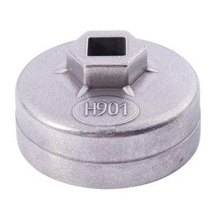 65 millimetri 14 Flutes filtro olio cartuccia Cap Chiavi Strumenti Socket Remover