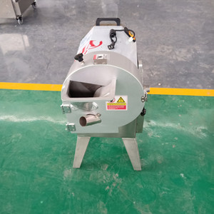 High quality Fruit slicer potato slicing machine electric slicer machine stainless steel vegetable cutting machine 300-1000kg   h