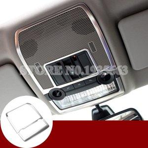 Per BMW X5 E70 interni del tetto anteriore Light Reading coperchio della lampada Trim 2008-2013 2pcs