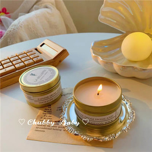 Fragrant and elegant girl sweet retro high ins aromatherapy candles Five kinds of fragrance can be selected cabbage price