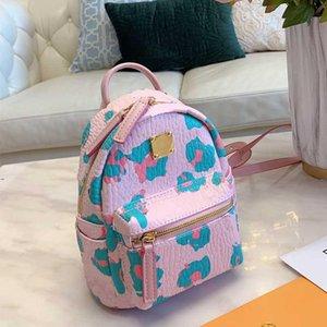 Designer di lusso Zaini Mini Nome Donne modo di marca sacchi per cadaveri trasversali borsa sacchetto di scuola Lady borse borse Rosa