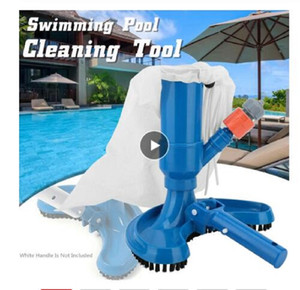 Swimming Pool Vacuum Cleaner Cleaning Tool Suction Head Fountain Vacuum Cleaner Brush Fishpond Brush pool cleaner robot