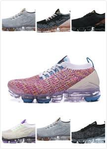 Nuovo unisex maglia traspirante assorbimento degli urti sportiva leggera scarpe da corsa casuali Molti colori sono disponibili dimensioni degli Stati Uniti = 5,5-12
