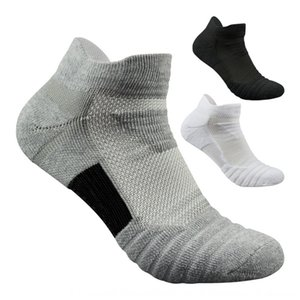 Men's sports outdoor cycling basketball Bicycle cotton hiking running basketball socks anti-slip sports cotton socks