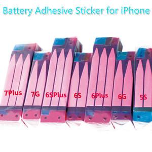 Adhesive 100pcs Bateria Etiqueta para o iPhone 6 6S mais 7 8 Plus X XR XS MAX 5 5S 3M Duplo Tape Pull viagem cola Peças de Reposição