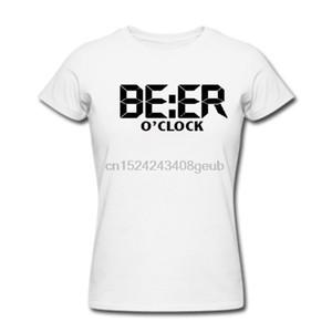 البيرة O CLOCK مضحك رجل أو سيدة صالح T شيرت تي شيرت مضحك الجدة هدية نكتة