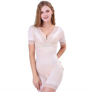 4QASv bellezza metro 4.0 pancia-holding hip-sollevamento tuta post-partum hip-sollevamento delle donne -shaping vestiti cosmetici vestiti Corpo Corpo vestire