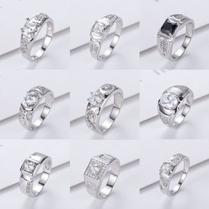 Foreign trade hot sale European and American creative man and woman couple ring fashion wedding ring manufacturer hand decoration gift spot