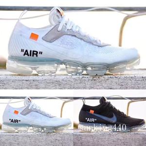 2019 Mens Sneakers 2018 2.0 off vapor men max women Air Cushion Desingers white sports Shoes chaussures zapatos de Breathable hot KNI6V