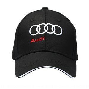 نمط الكورية القطن أودي التطريز البيسبول البيسبول أودي AODI مروحة F1 سيارة سقف سائق غطاء سباق الرجال قبعة