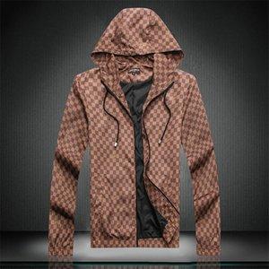 Mens Designer Jackets Men Women Designer Jacket Coat Sweatshirt Hoodie Long Sleeve Autumn Sports Zipper Windbreaker Mens Clothes Plus Size H