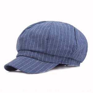 Painter male Painter octagonal seasonal warm academic style youth daily children's hat female literary octagonal hat