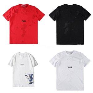 Wholesale Drop Shipping 2020 Summer New Style Fashion Mens Womens T-Shirt Road Trip USA 3D Letter Print Casual Cool T Shirt #QA688