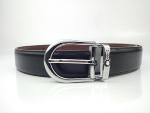 New hot leather belts for men and women fashionable leather for men and good women with good quality buckle