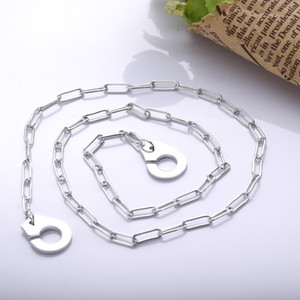 Fashion France Wholesale Famous Brand Sterling Jewelry Van Jewelry For Women Price Link 925 Dinh Silver Handcuff Necklace Necklace Chok Puxn