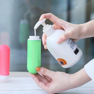 Silica Gel Botella de llenado de viaje 89 ml regalo artículos del hogar portátil de emulsión de aerosol botella botellas cosméticos líquidos Almacenamiento