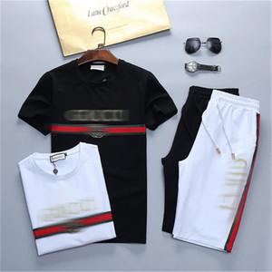 Mens Designers Tracksuirt Running Tracksuit Jackets and Pants Sport Sweatshirt Casual Autumn Men Short T-shirt and Crew Neck Pants