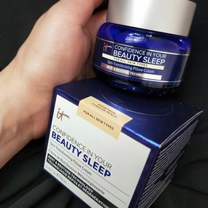 NEW Brand Makeup confidence in your BEAUTY SLEEP skin-transforming pillow cream 60ml moisturizing Facial treatment cream